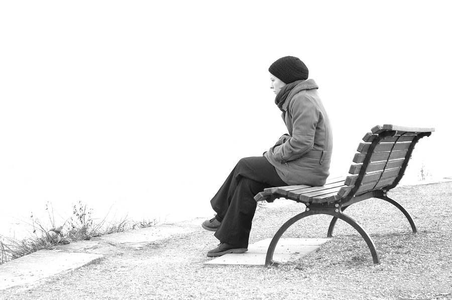 Lonely Woman on a Bench - Why Courtship is Fundamentally Flawed